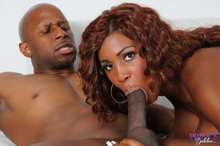 Sexy busty pornstar maseratixxx blowjob